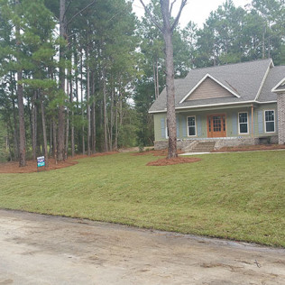 Sodding Services and Landscape Design Services<br/>Statesboro, GA