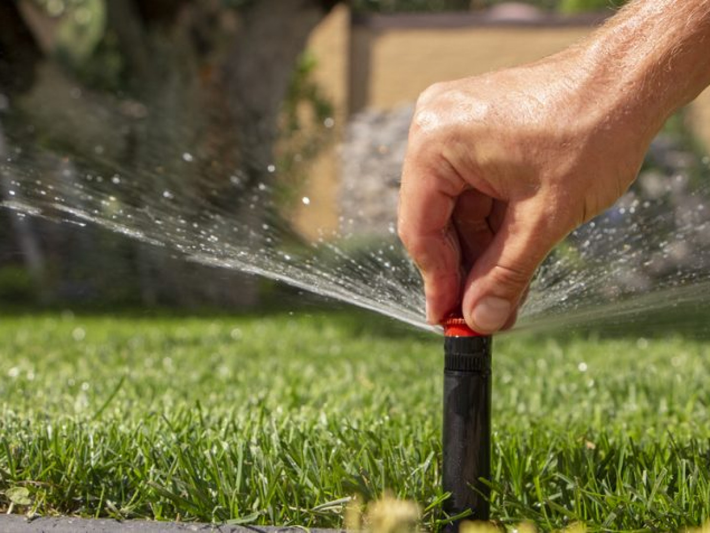 Eliminate your sprinkler issues for good