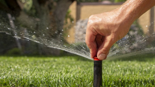 Irrigation System Repair